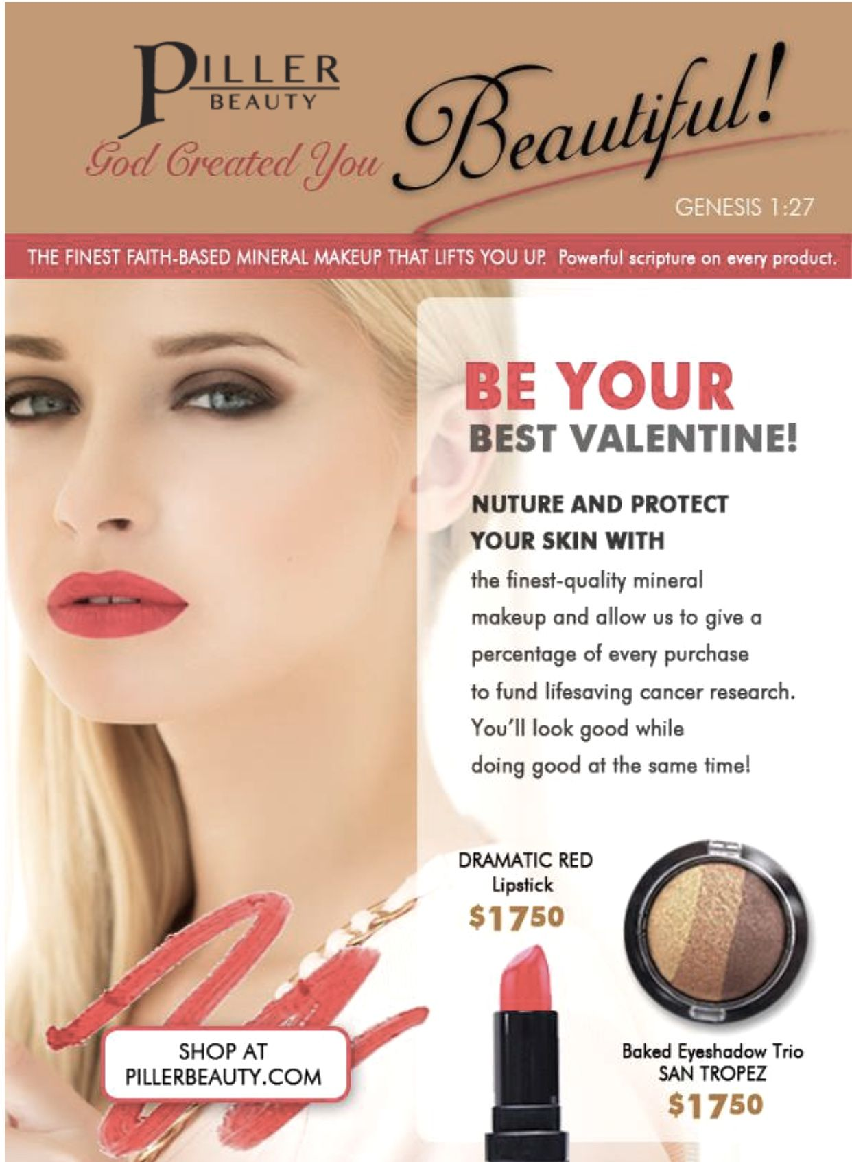 Be Your Best Valentine. Nurture and Protect your skin with