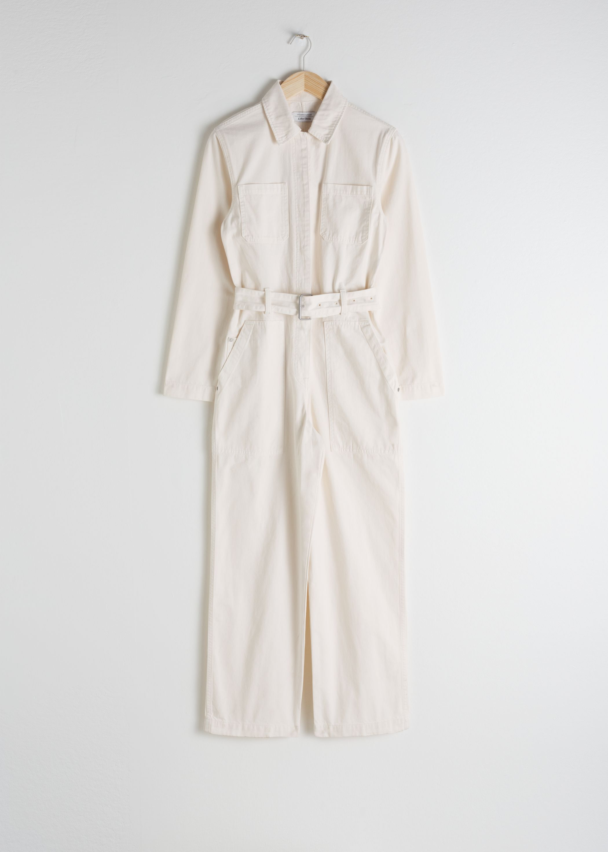 853ab4ccd456 Belted Workwear Boilersuit