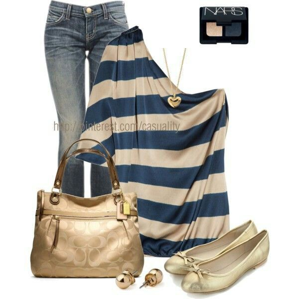 Stripes and Golden flats