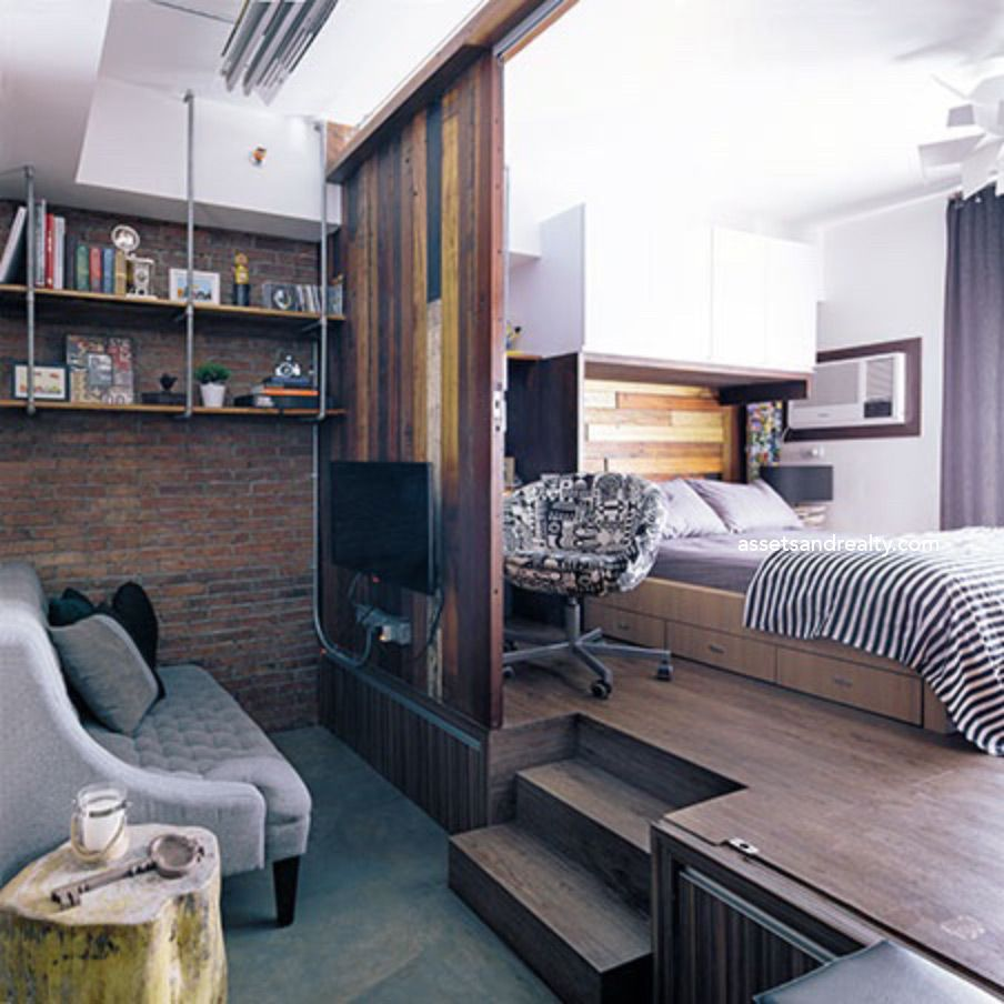 9 bedroom-studio type Condominium unit at Aspire Tower Nuvoland