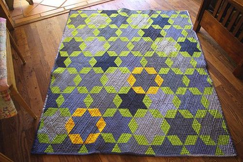 starbright quilt::for angled class
