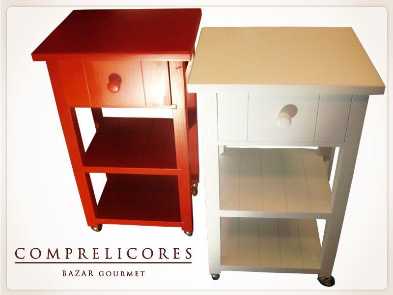 Mesa mesas microondas horno microondas electrodomesticos for Mesa auxiliar de cocina para microondas