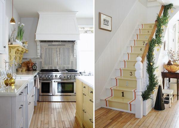 Sarah_Richardson_Designs -- Kitchen stairs?