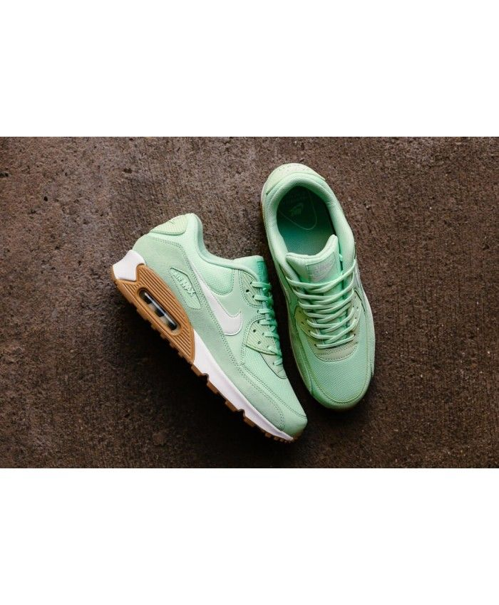 nike air max 90 mint groen