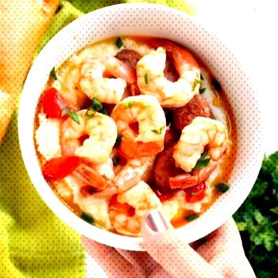 Cajun shrimp and grits. Cajun shrimp and grits is a classic comforting southern dish- shrimp garlic