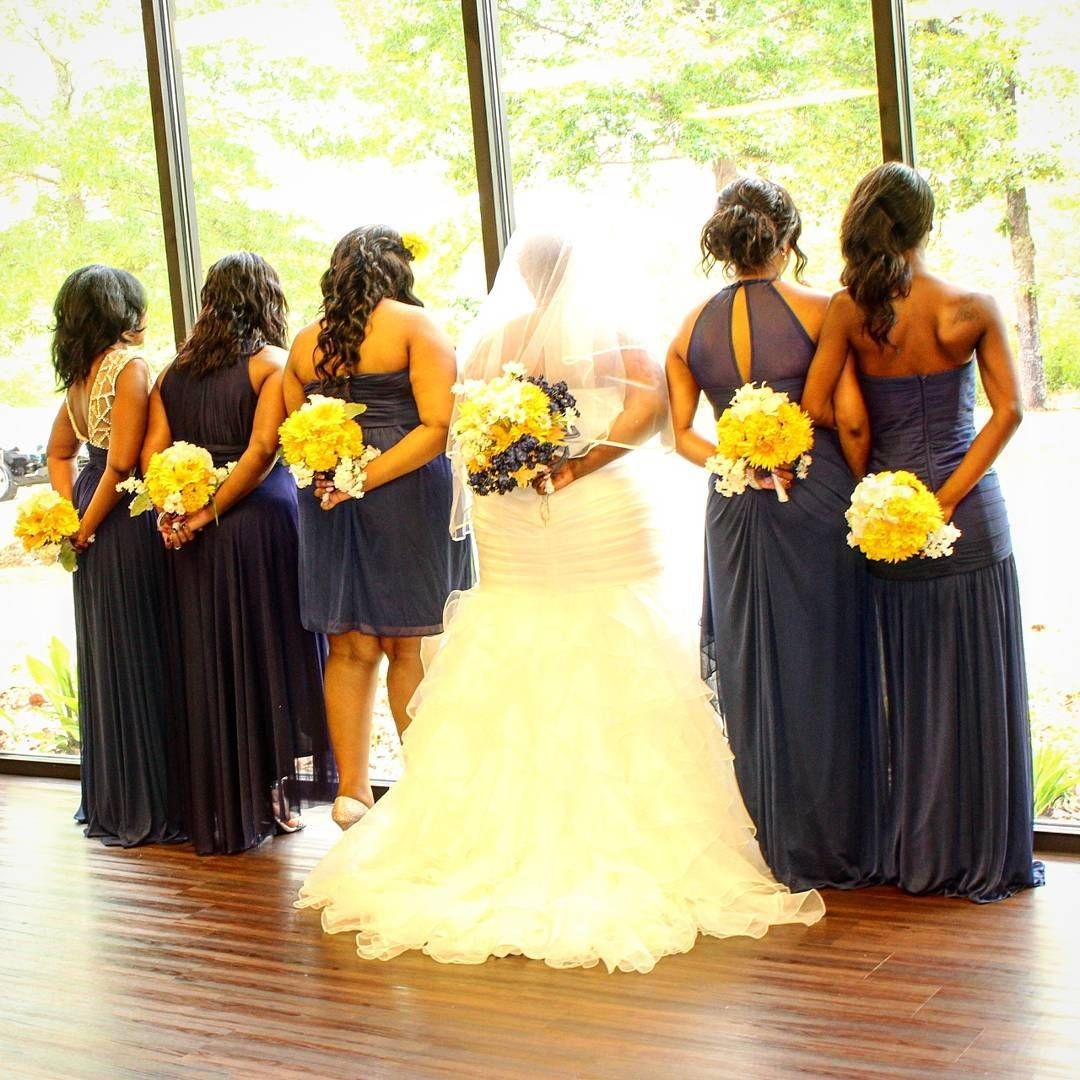 We stand together on your day wedding weddingdress bridesmaids