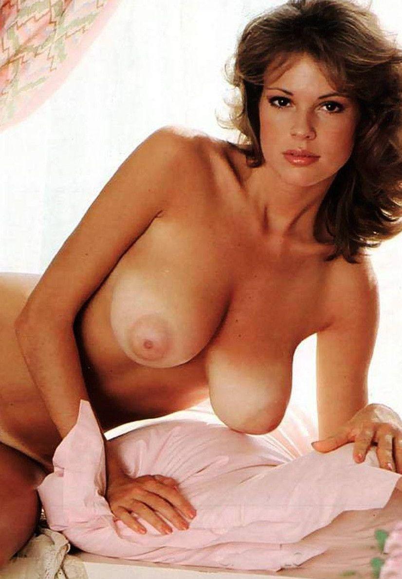 candy loving - classic era playmate nude erotic busty 5 x 7 photo