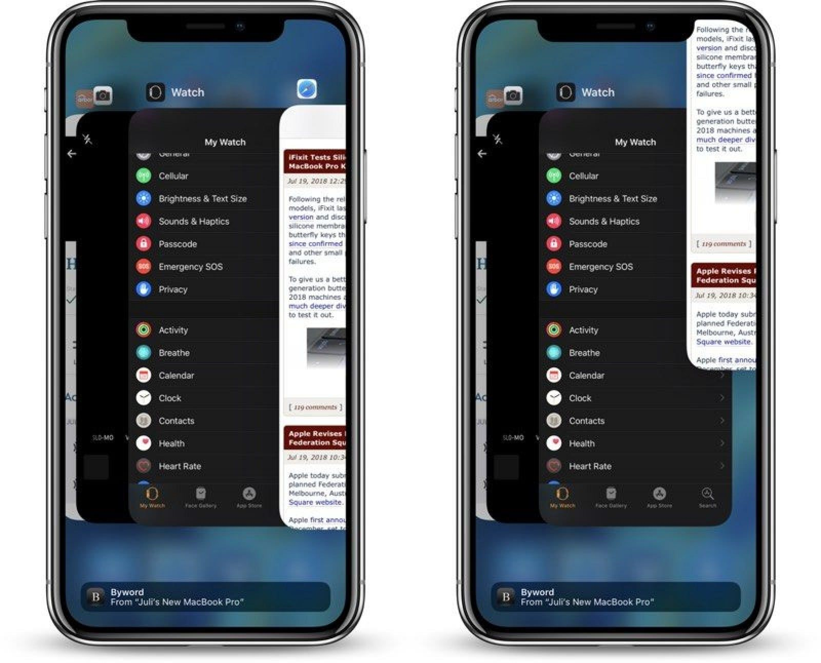 How to Close Apps on iPhone X in iOS 12 New ios, Iphone