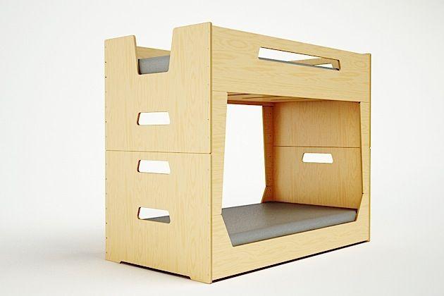 Etagenbett Für Zwillinge : Krippen etagenbett für kleinkinder zwillinge geschwisterbett in