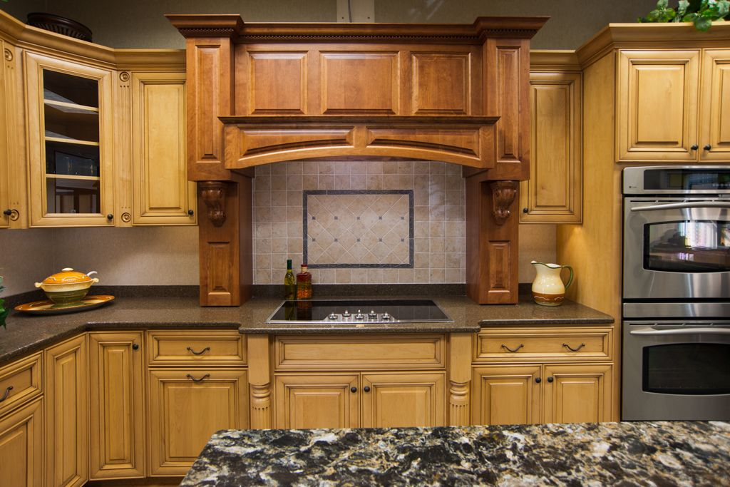 Maple Cabinet Gallery | Maple cabinets, Kitchen express