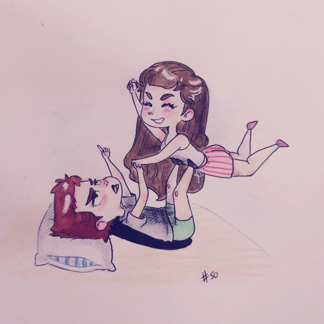 Dibujo Amor Y Parejas Chibi Dibujos Dibujo De Pareja Dibujos
