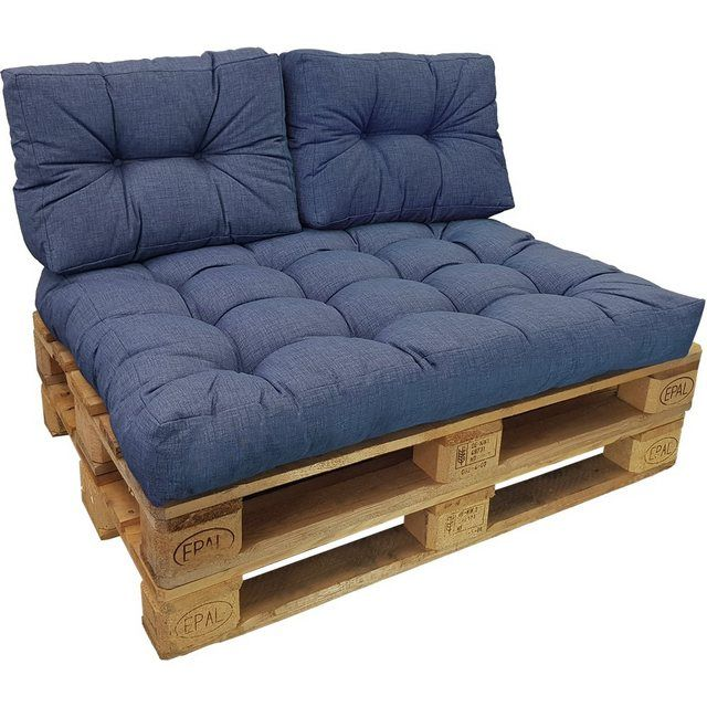 Sitzkissen Palettenkissen Comfort 15 Cm Wnetrze