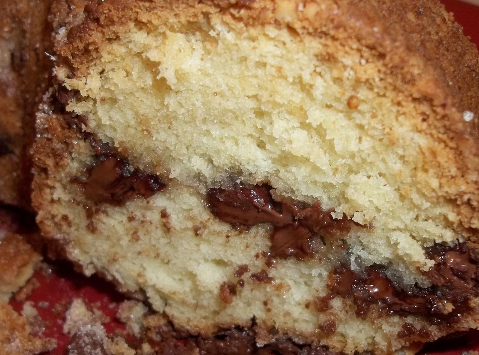 Sour Cream Coffee Cake Surprise Recipe Sour Cream Coffee Cake Coffee Cake Recipes Coffee Cake
