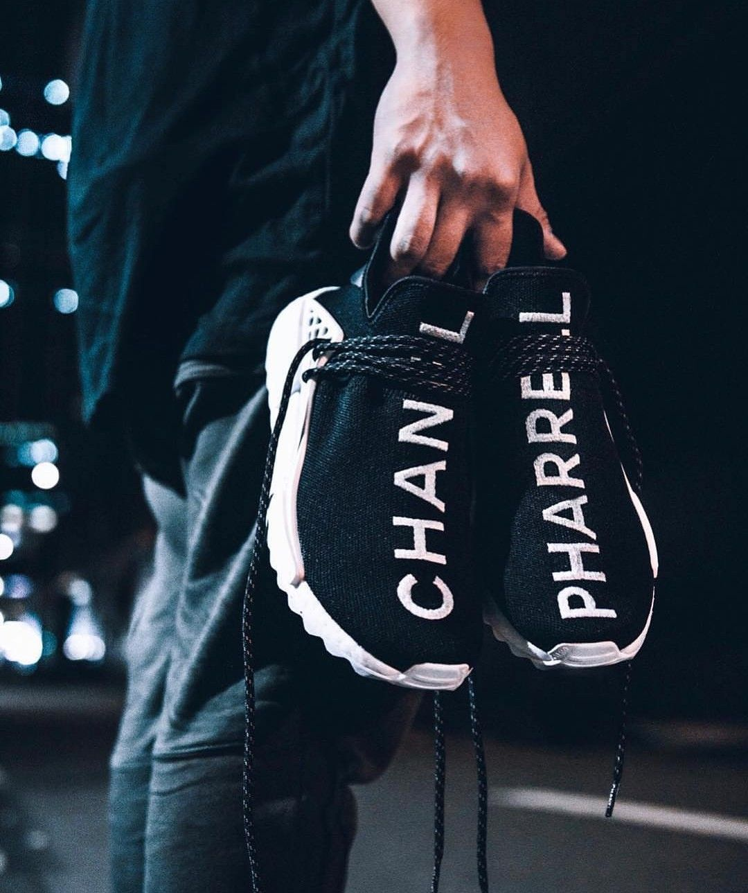 official photos 5bb44 209a0 chanel #pharrell #adidas | clothes in 2019 | Hype shoes ...