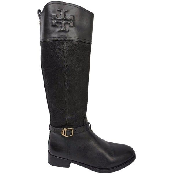 Pre-owned - Leather boots Tory Burch s8FsbGa