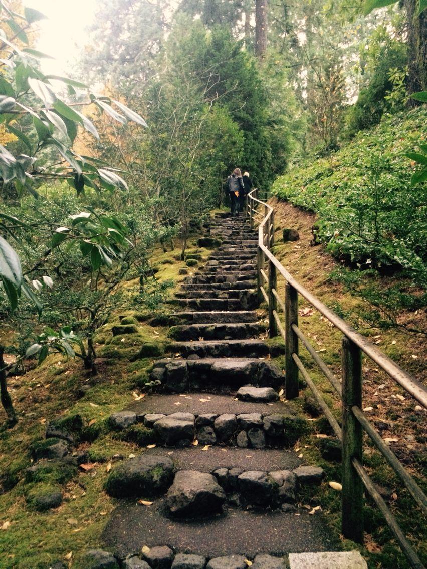 Meditative steps