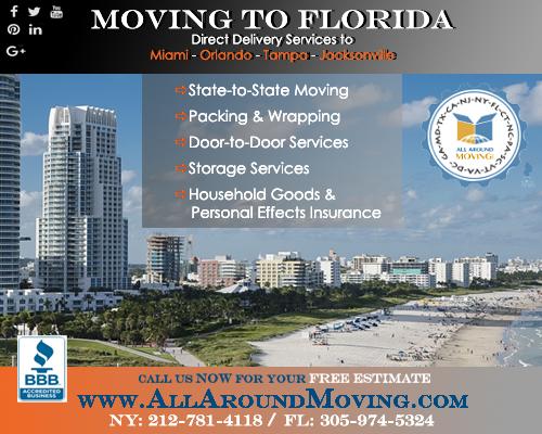 Moving To Florida Moving To Florida Moving Long Distance Florida