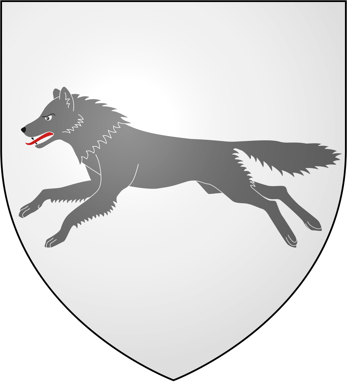 House Stark Of Winterfell Is One Of The Great Houses Of Westeros And The Principal Noble House Of The North In Days Stark Sigil House Stark Winterfell Castle