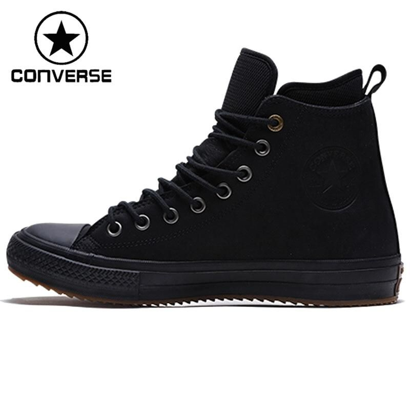 a5149cac5ac906 Original New Arrival 2017 Converse Men s Skateboarding Shoes Leather  Sneakers