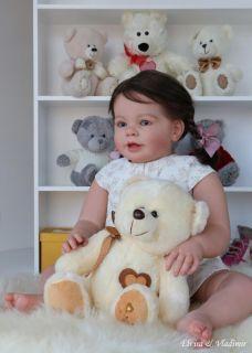 Elvira Vladimir Nursery Reborn Baby Girl Katie Marie by ...
