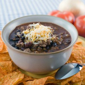 Best Life's Chipotle Black Bean Chili