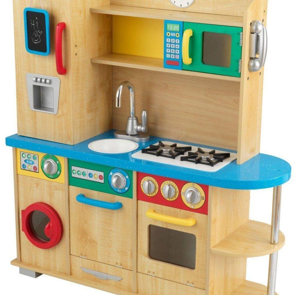 child craft wooden kitchen set projects wooden toy kitchen rh pinterest com
