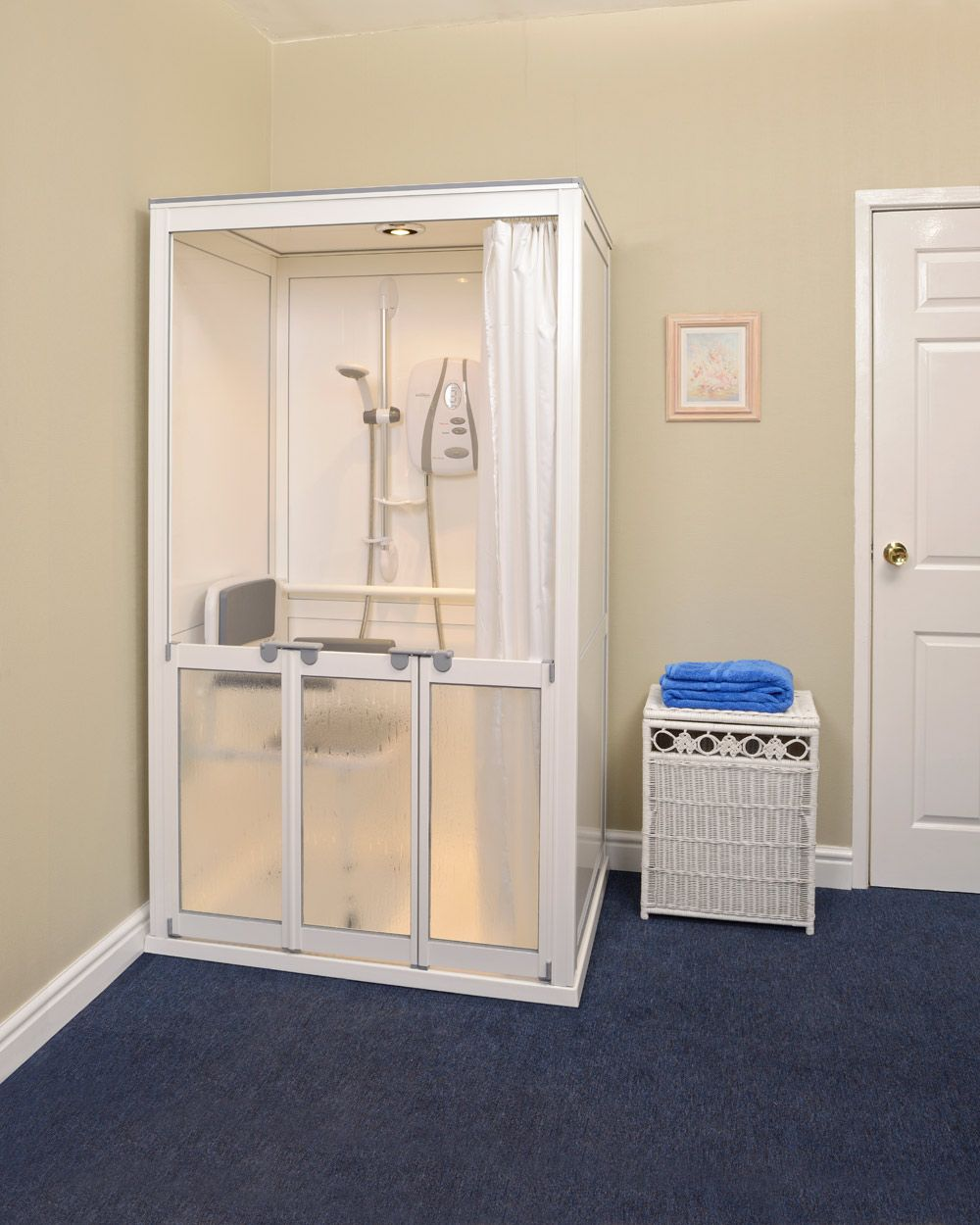 Cubicle Enclosures | Self Contained Cubicle Shower Enclosures ...