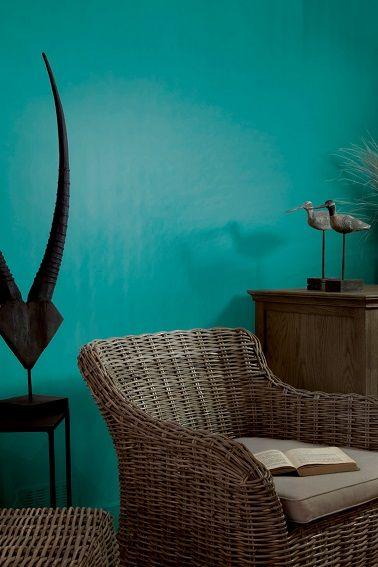 Peinture tollens et flamant 11 nouvelles couleurs pour for Peinture bleu canard tollens