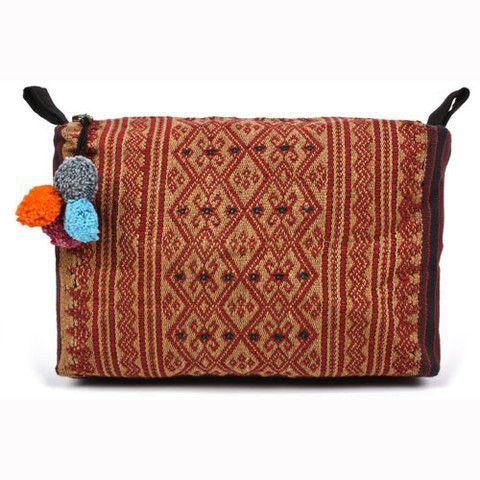 JADEtribe Akha Cosmetic Bag