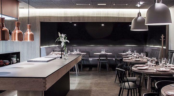 Restaurante Aire. Una rôtiserie moderna que apuesta por las aves de producción orgánica y la cocina con memoria.