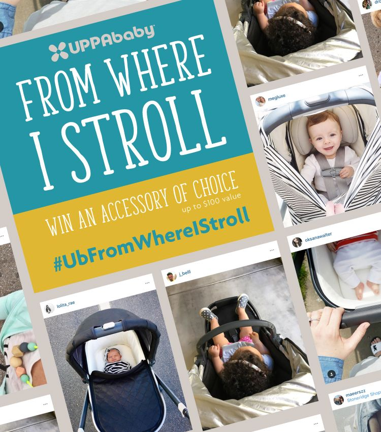 Time flies when you're a parent. Each day is filled with new milestones and discoveries. As a parent, you get to take it all in. We want to be a part of your journey! Share a photo from your parental point of view and tag #UbFromWhereIStroll to win an UPPAbaby accessory of choice up to $100! http://bit.ly/1X6GOi6