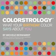 Colorstrology What Your Birthday Color Says About You Post Has Link To Find Your Birthday Color And Personality Forecast Fun Pantone Color Trends Color