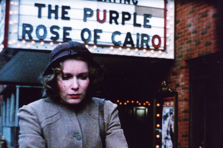 the purple Rose of Cairo movies with a little love。 Pinterest - presumed innocent movie