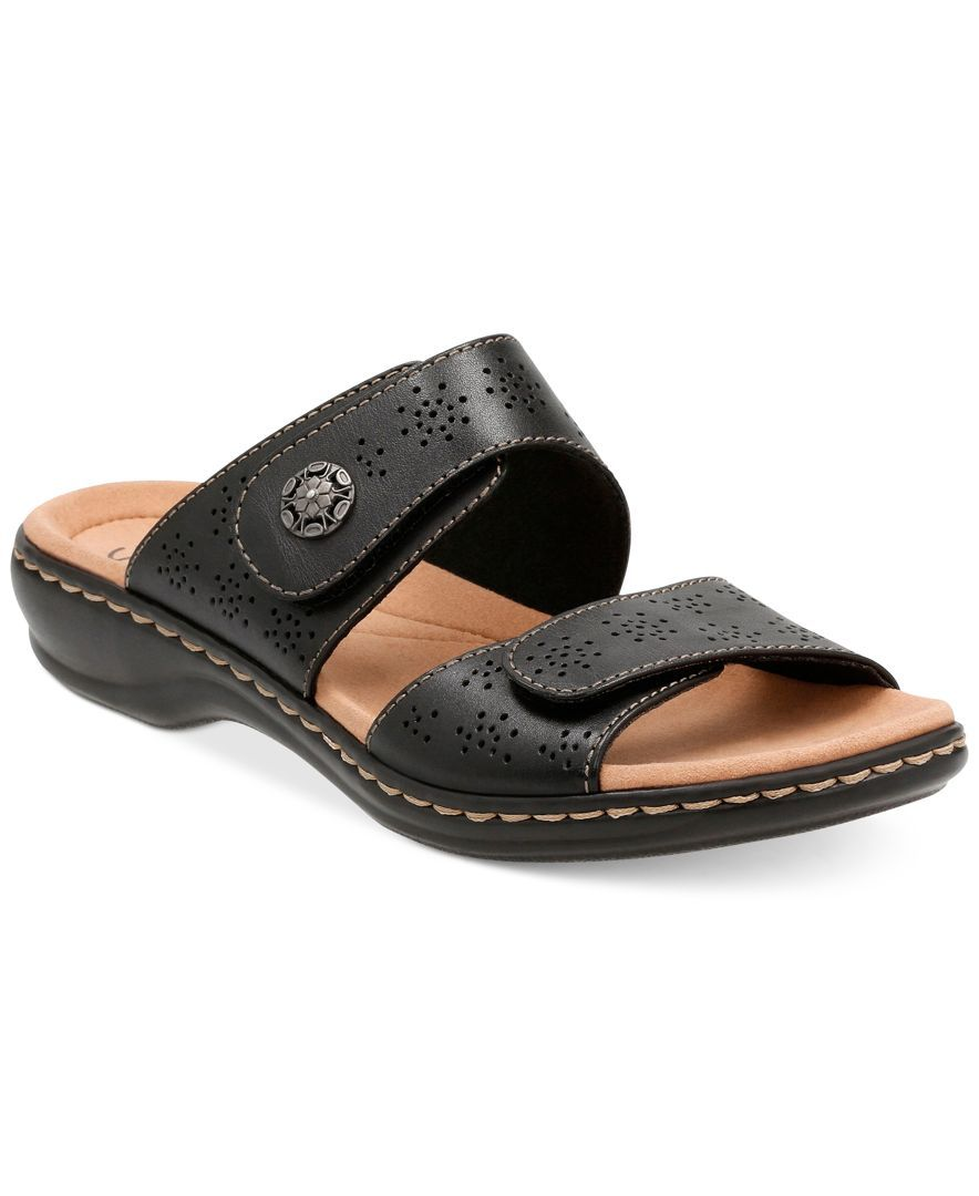 e48f272ac03a Clarks Collections Women s Leisa Lacole Flat Sandals