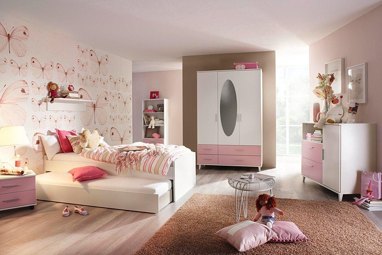 Eitelkeit Bett Jugendzimmer Ideen Von Jugendzimmer, Kinderzimmer, Komplett-set, Jugendmöbel, Kleiderschrank, 90 X