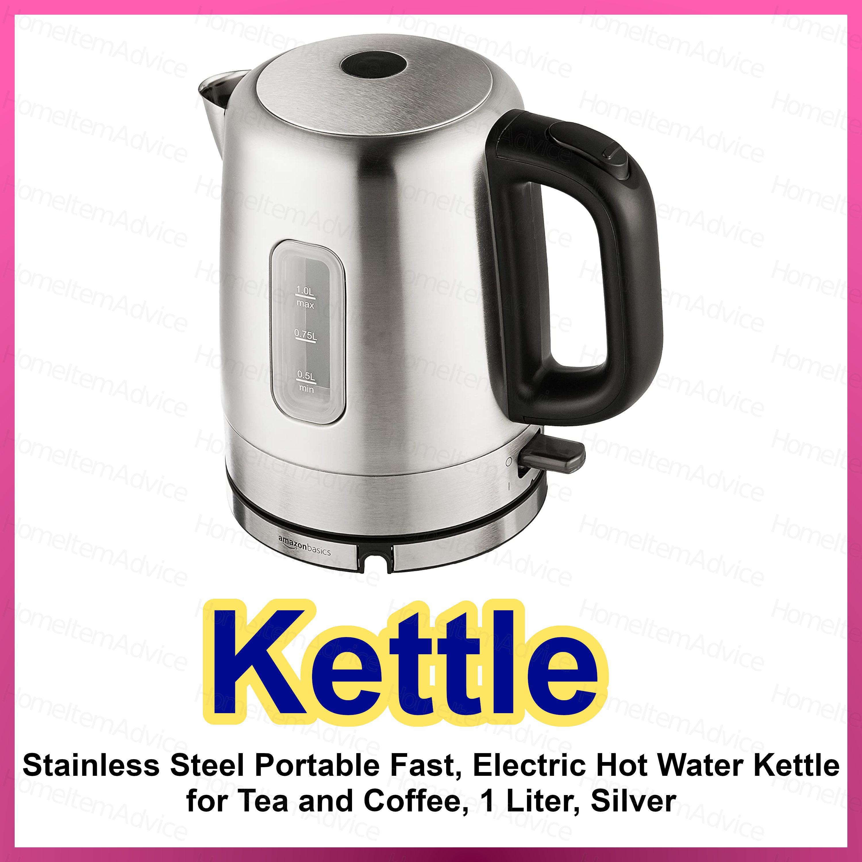 Kettle In 2020 Kettle Water Kettle Stainless Steel