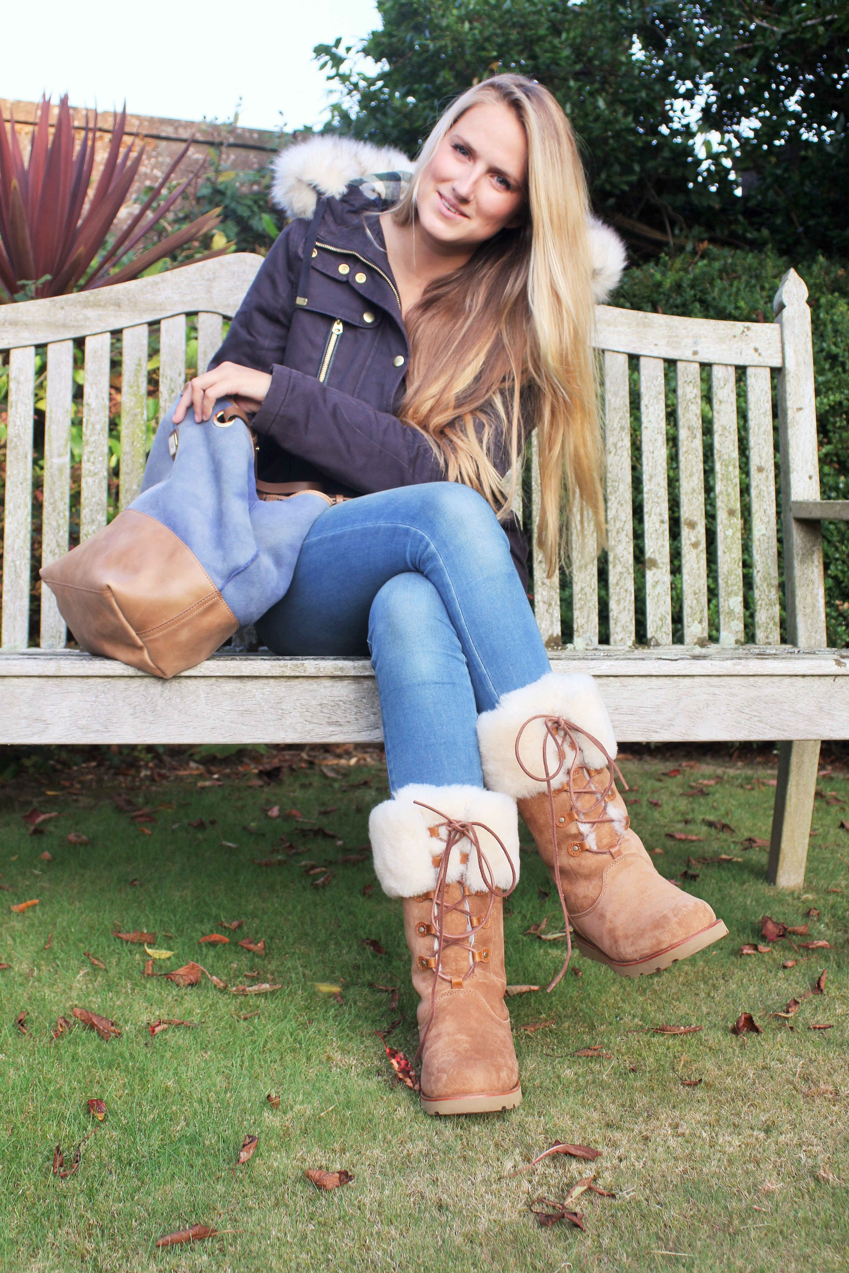 14b90daf427 Keep it Cosy with the UGG Barbarin available at Little Joe's | shop ...