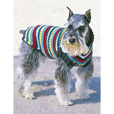 Free Easy Pets Coat Crochet Pattern Dogs Pinterest Crochet