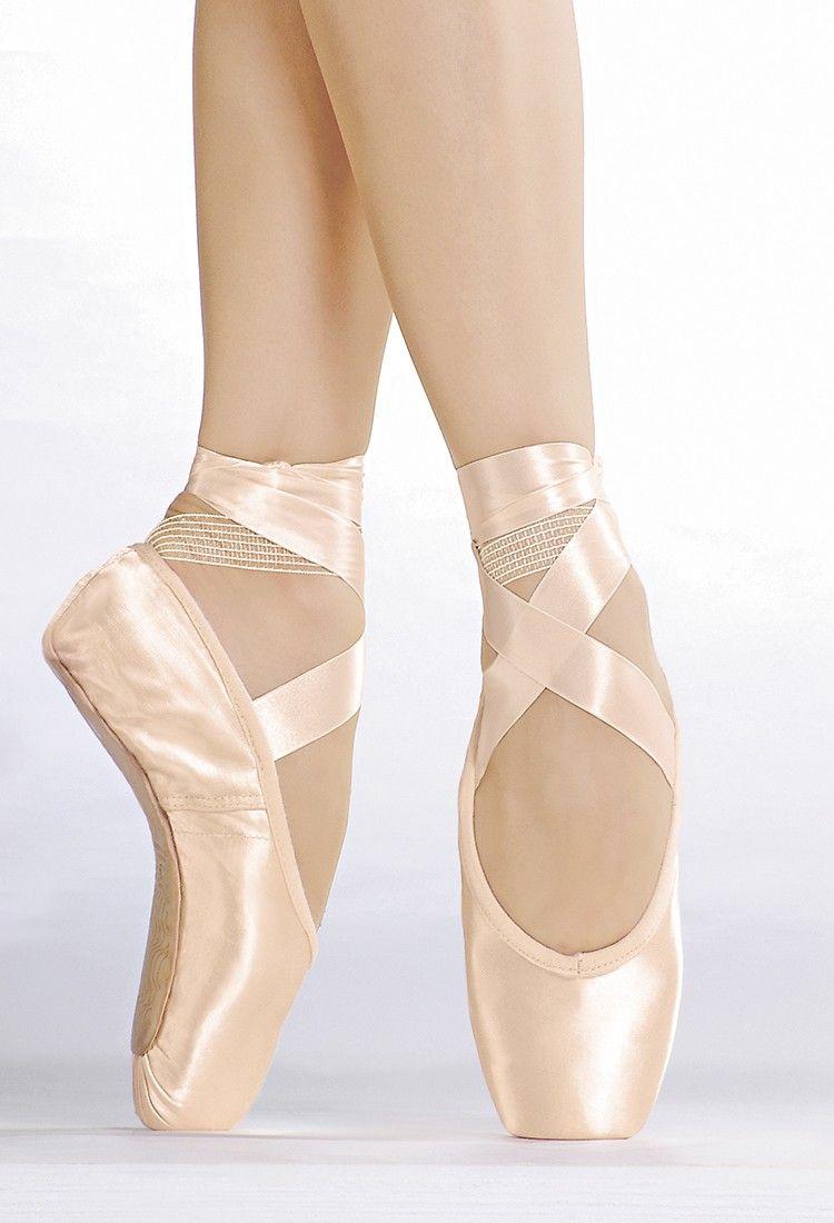 248d9ae91b Sapatilha de Ponta Grand Pas - Ballet e Dança - MariDança