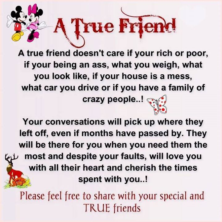 A true friend quotes quote friends disney best friends bff ...