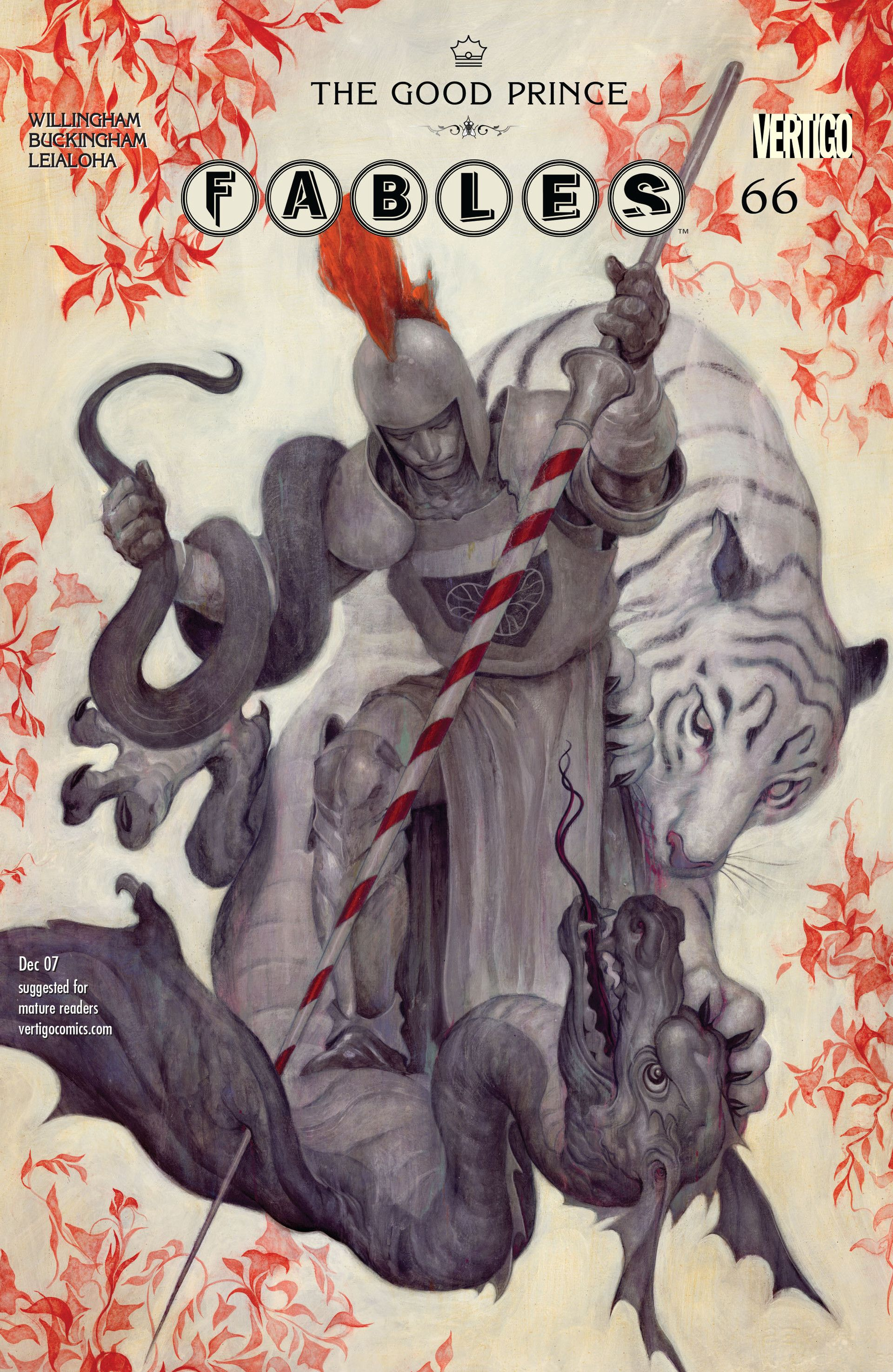 Fables cover by james jean fables pinterest