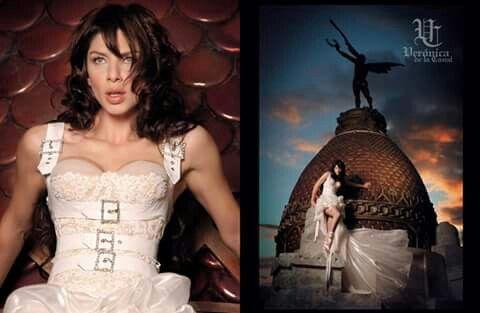 SEXY dress ROMINA GAETANI by #VeronicaDeLaCANAL