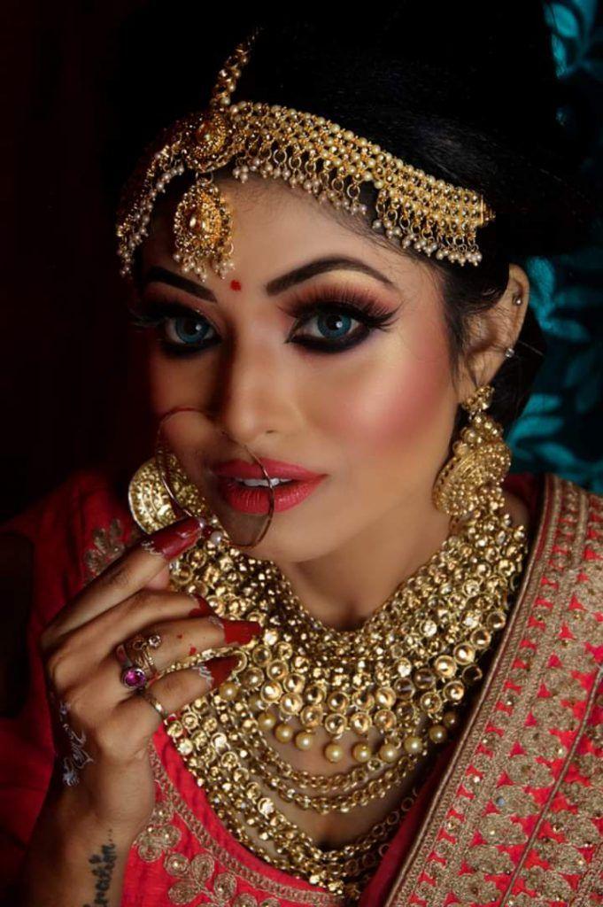 PORTFOLIO in 2020 Indian bridal makeup, Bridal jewels