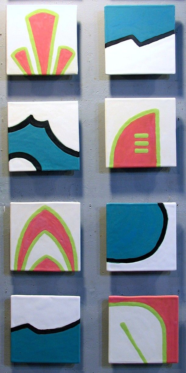 Miami Ceramic Tile Mural Wall Art Original Artwork By Jason - Discount tiles miami