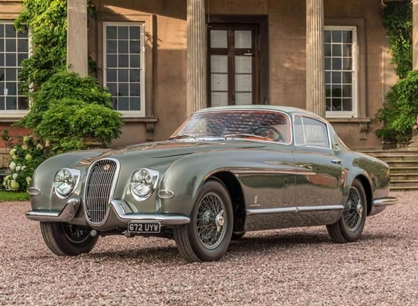 3ders.org - Ultra-rare 1954 Jaguar XK120 SE undergoes amazing restoration with help of 3D printing | 3D Printer News & 3D Printing News