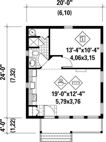 Kit de chalet  Modèle de Maison usinée à vendre à Boucherville