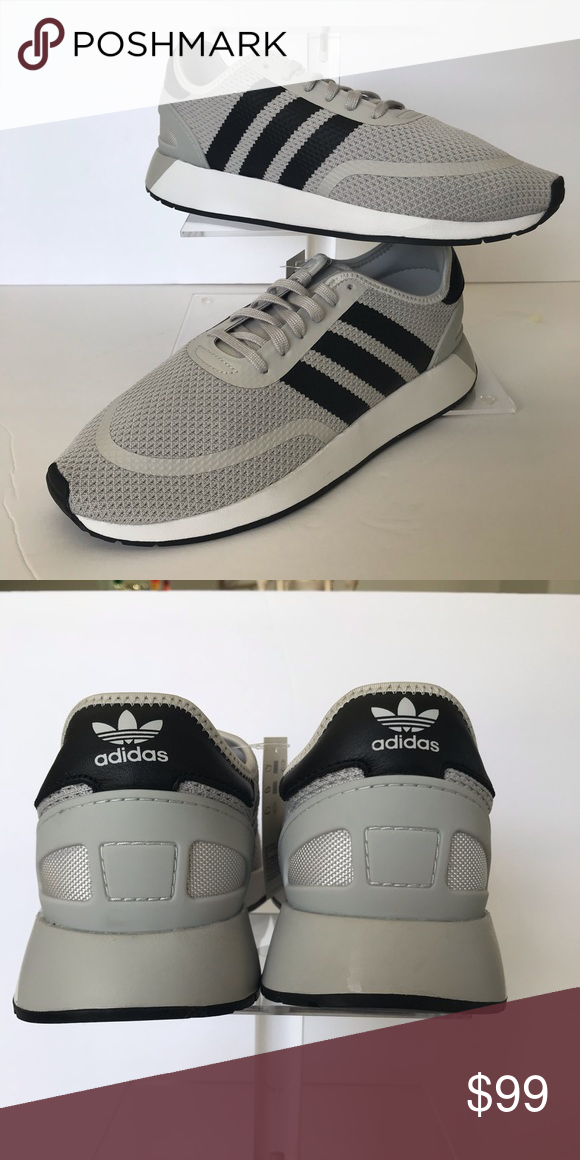 Adidas Iniki Runner WhiteBlackGrey | Garmentory