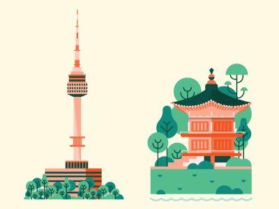 Seoul by Jehoaddan Kulakoff for Beutler Ink