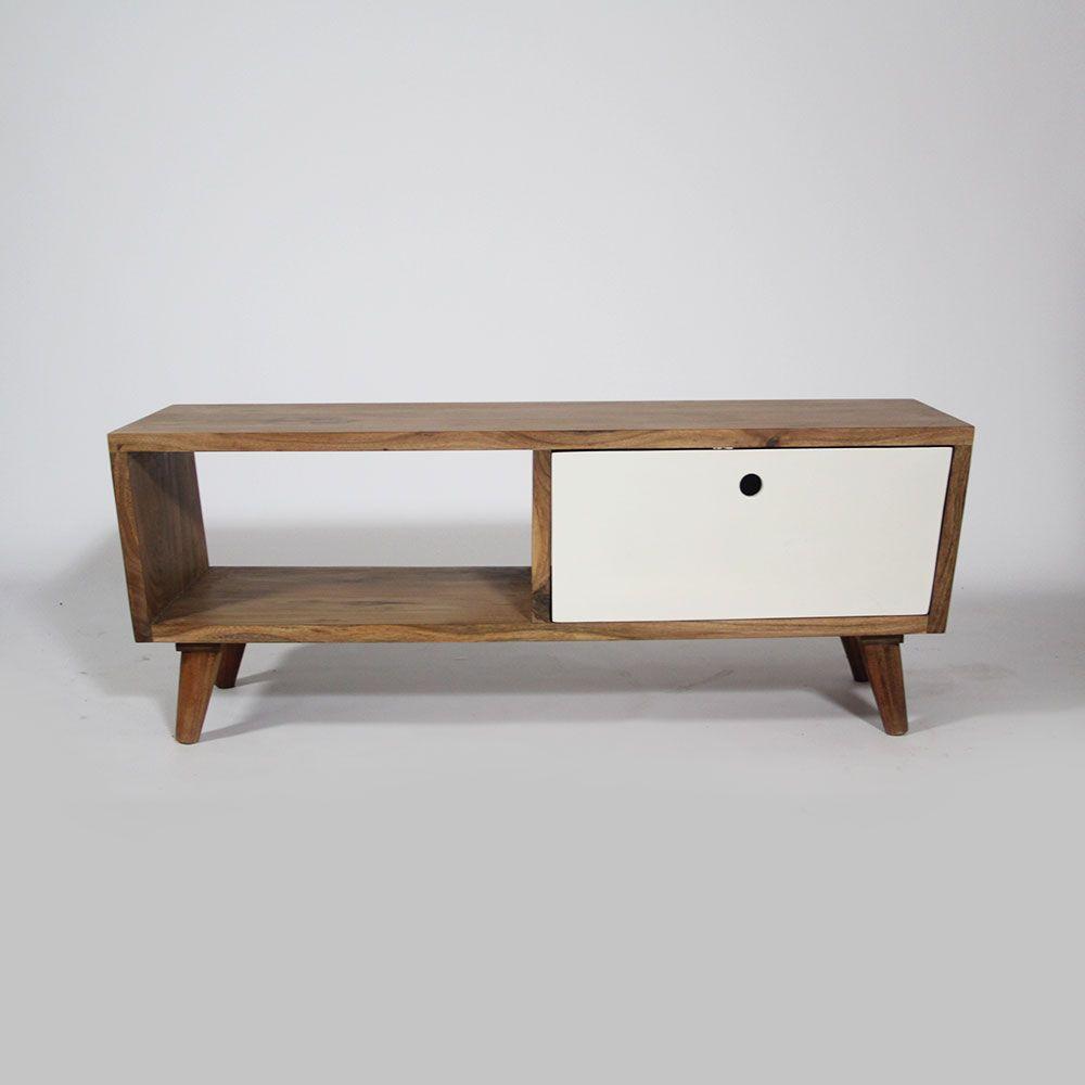 impressionnant meuble tv 100 cm