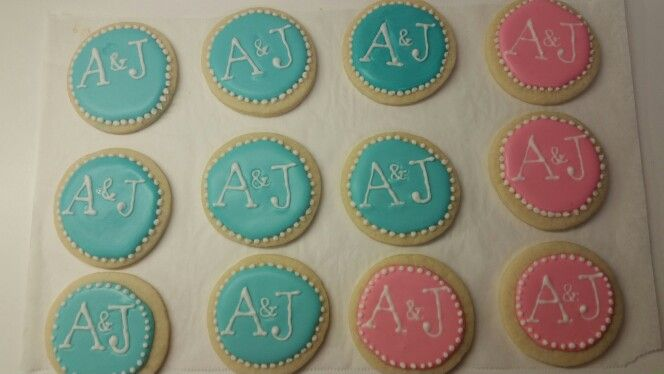 Amy's Crazy Cakes - A & J Sugar Cookies